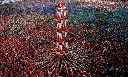 Il Castell della tradizione catalana