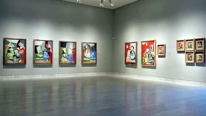 Interior Museu Picasso
