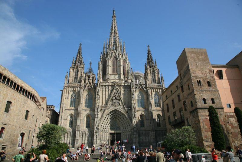 Cattedrale Sant eulalia Oche di Sant'Eulalia