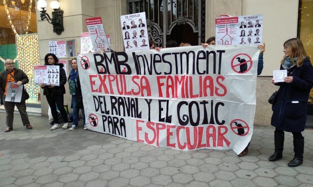 Manifestacion Del Sindicat Llogaters 1544709383451