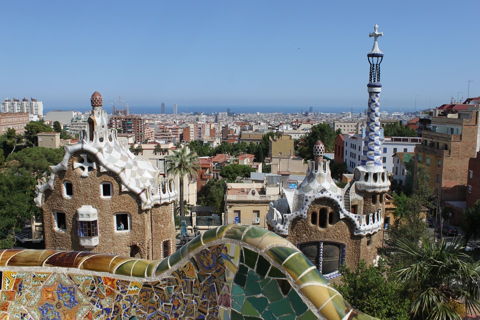 domenica-punto panoramico parc guell