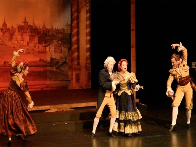 Zarzuela Teatro