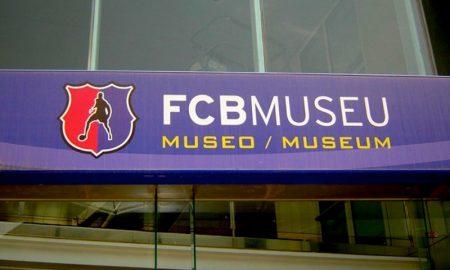 Fc Barcelona Museum - ingresso del museo