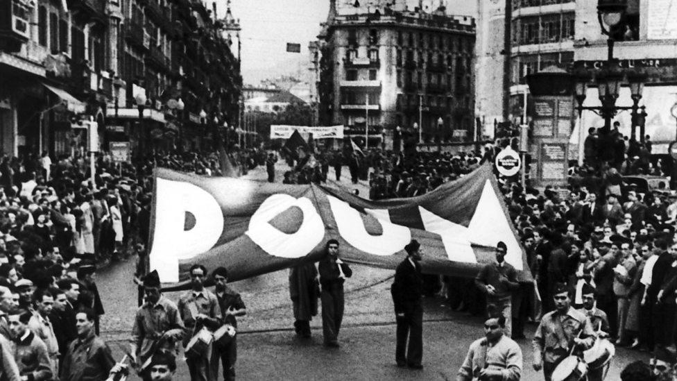 Omaggio Alla Catalognadi George Orwell Bbc