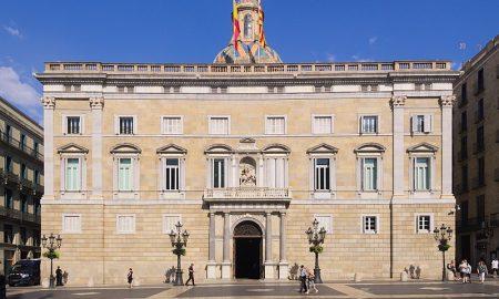Palau De La Generalitat Prospetto