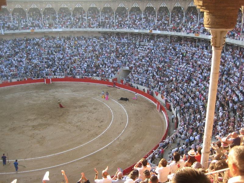 Toros Monumental, Barcelona, 2011 09 25