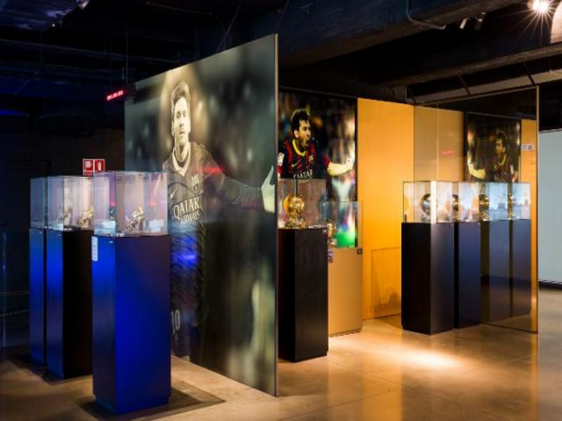 Fc Barcelona Museum, Messi Space