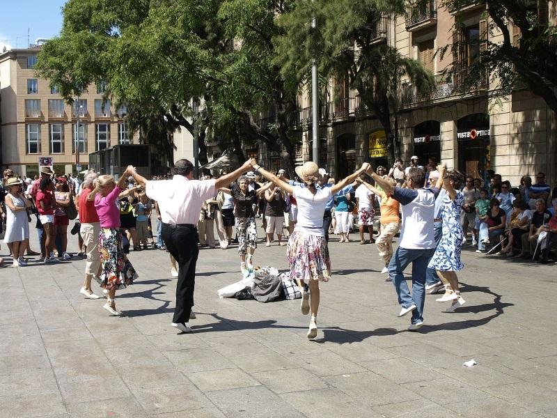 Sardana, danza popolare