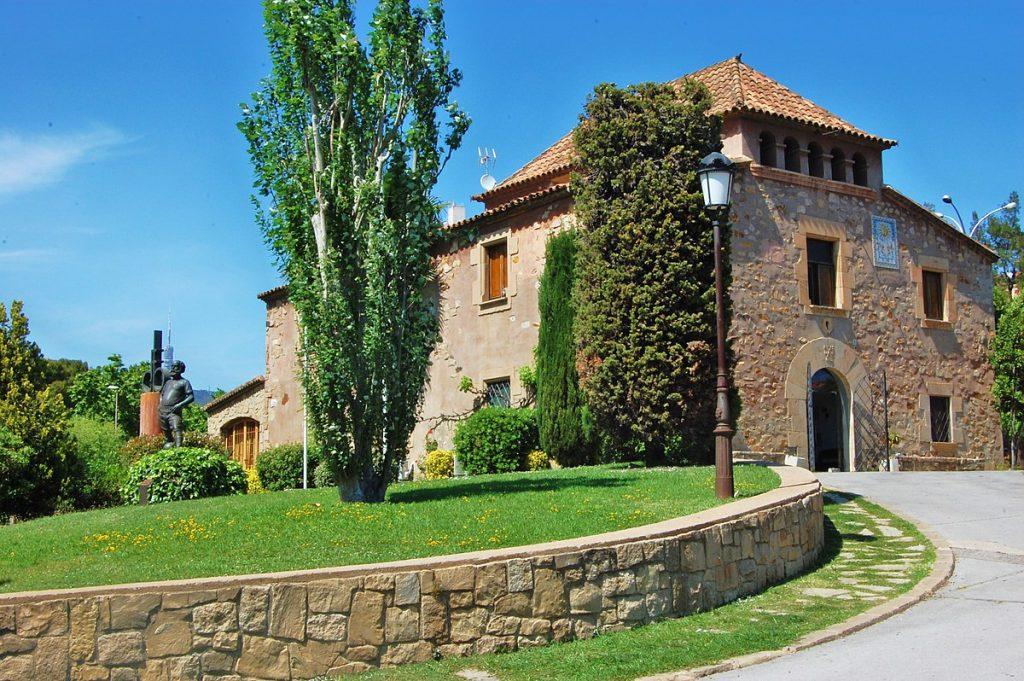 La Masia, residenza della cantera del Barcellona