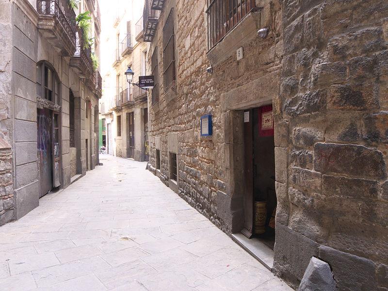 Antica Sinagoga di Barcellona