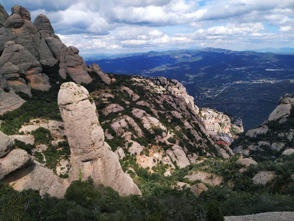 escursione al Montserrat - Panorama