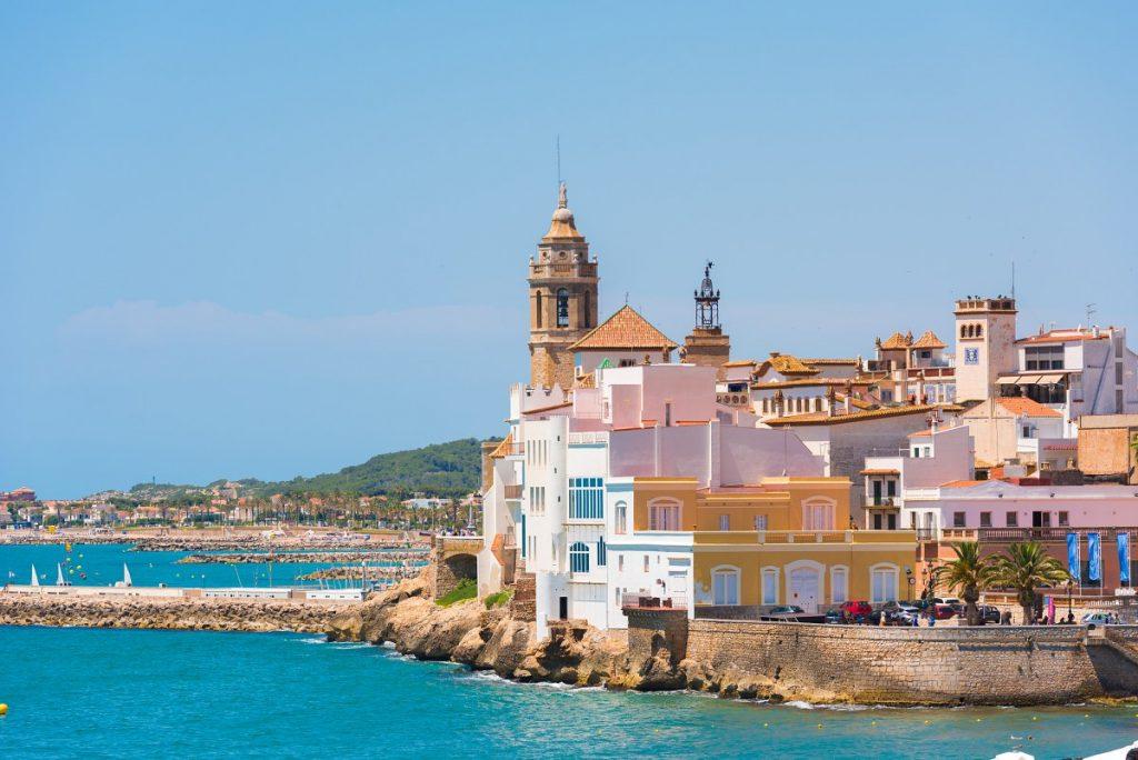paesini catalani da visitare-costa di Sitges