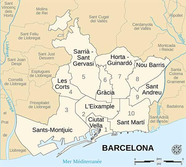 distretti-mappa distretti