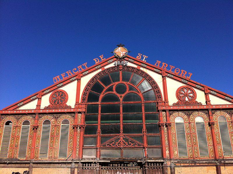mercati- Mercat Sant Antoni