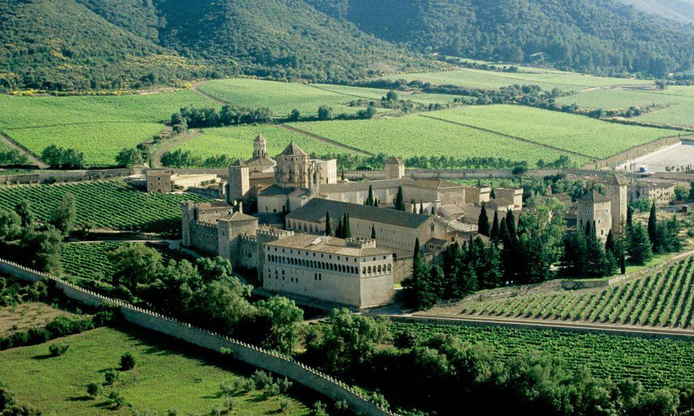 girare la Catalogna in auto-Il Monastero di Poblet