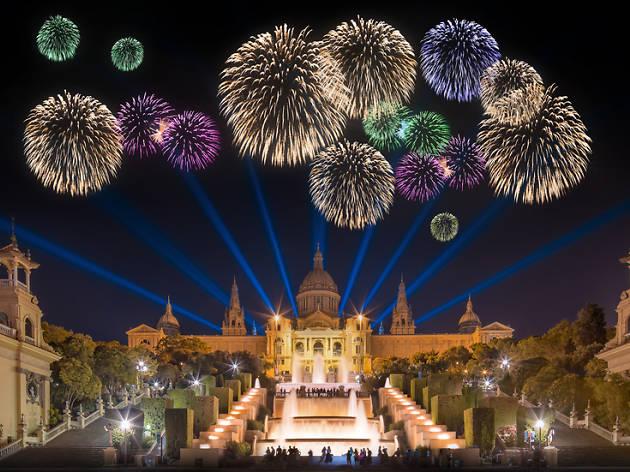 Barcellona A Ottobre-eventi festosi