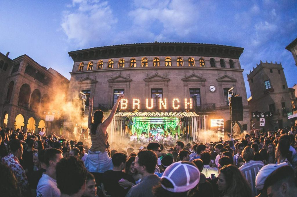 Barcellona a Ottobre-Brunch In The City