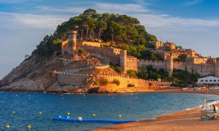 Tossa De Mar-castello