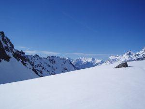 polar sound 2019 - paesaggio con neve