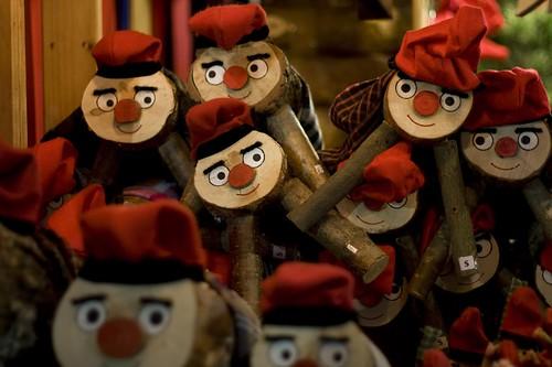 mercatini natalizi di barcellona-cagatio