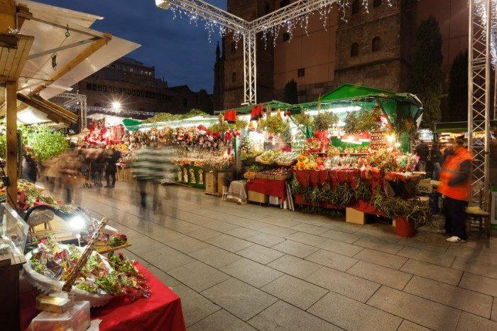 mercatini natalizi di barcellona-Santa Lucia