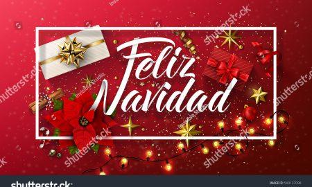 Gastronomia natalizia spagnola-Feliz navidad