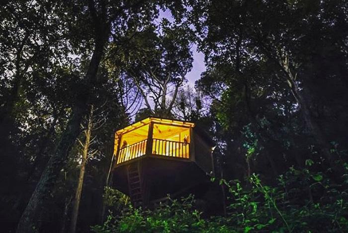 campeggi alternativi-capanna delle Cabanes Dosrius