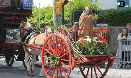Festa major de sant antoni-Sant Antoni sul carro