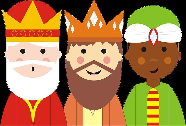 Cabalgada de Reyes Magos-Bible Reyes Magos