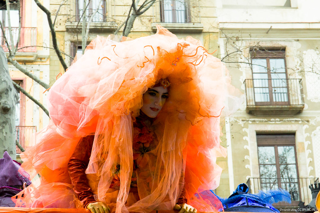 Carnaval 2020-Carnevale barcellona