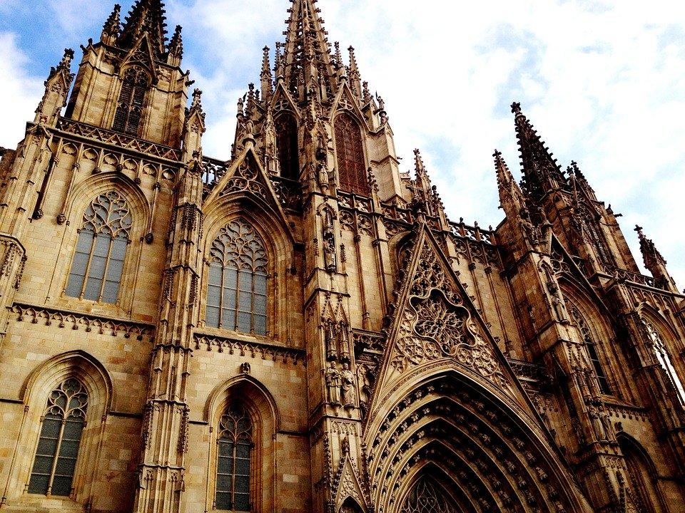 Cattedrale Di Barcellona Tomba Eulalia