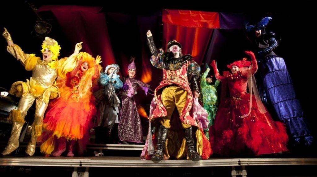 Carnaval 2020-Llegada del rey