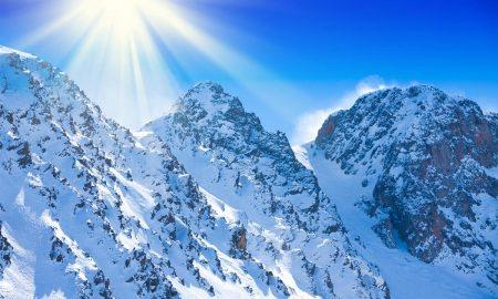 Paesaggi Catalani invernali
