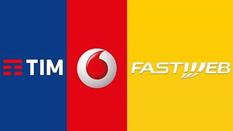 solidarietà digitale- Tim-Vodafone-Fastweb