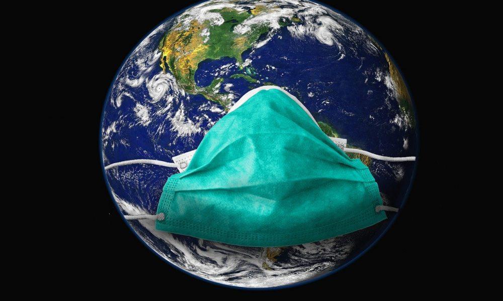 vita dopo la quarantena-Coronavirus mascherina Mondo