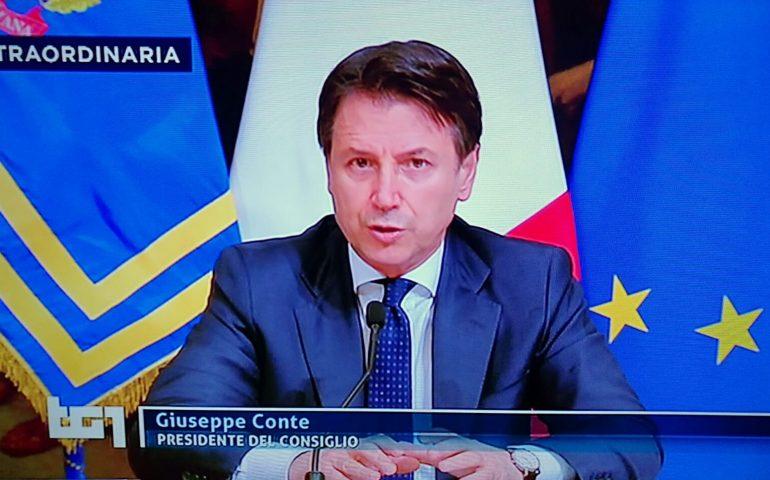 nuova ordinanza-Giuseppe Conte