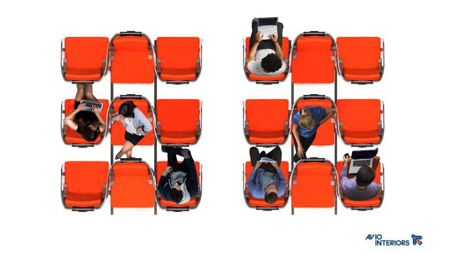 proposte viaggi-Aviointeriors Asientos