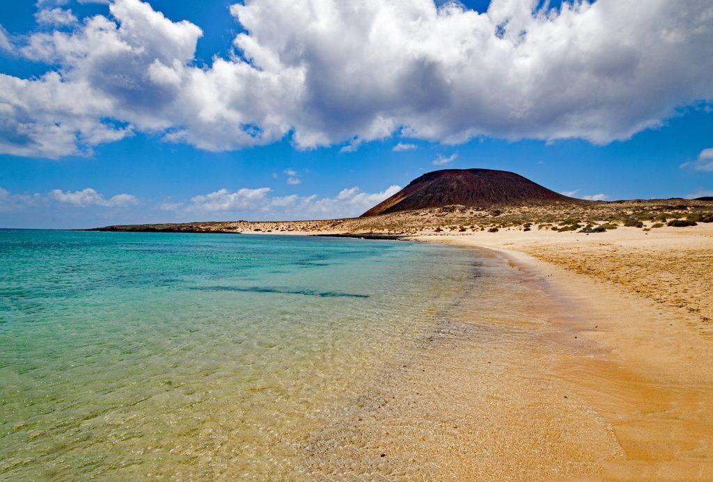 isole-Playa La Graciosa