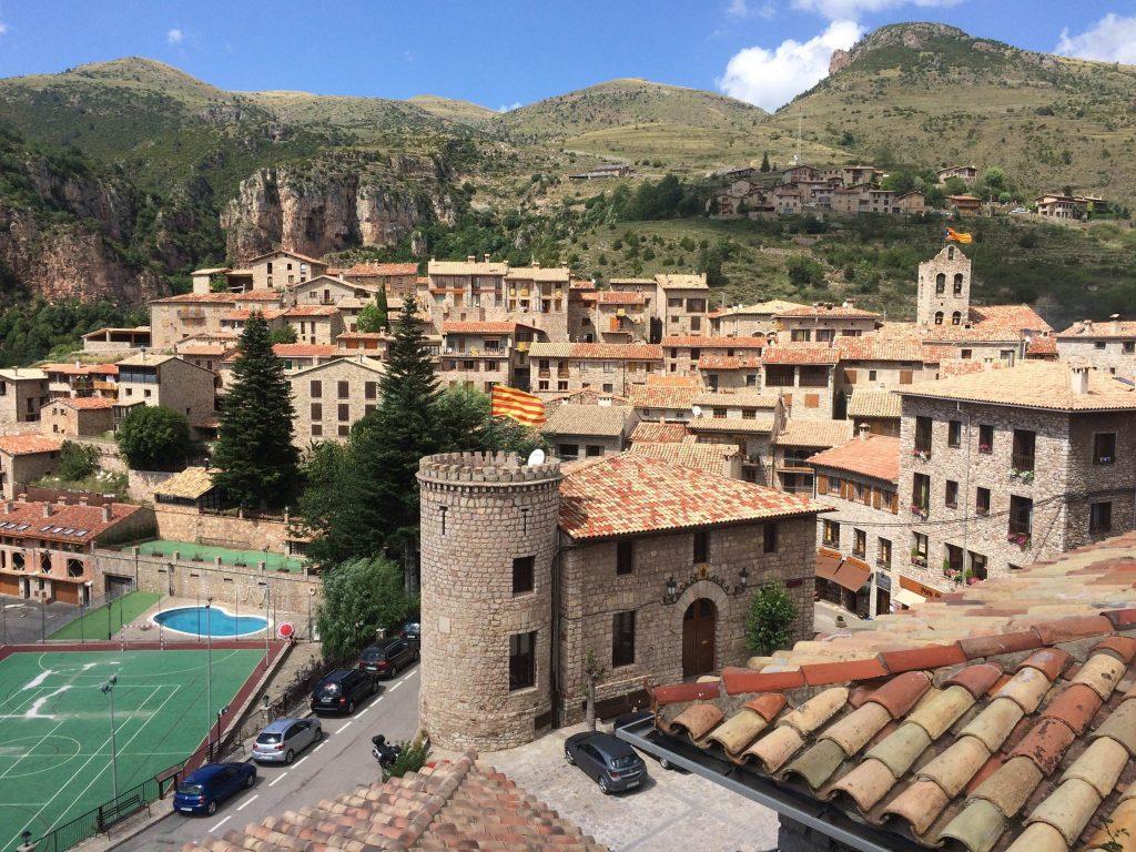 Pirinei catalani - Castellar de n'Hug