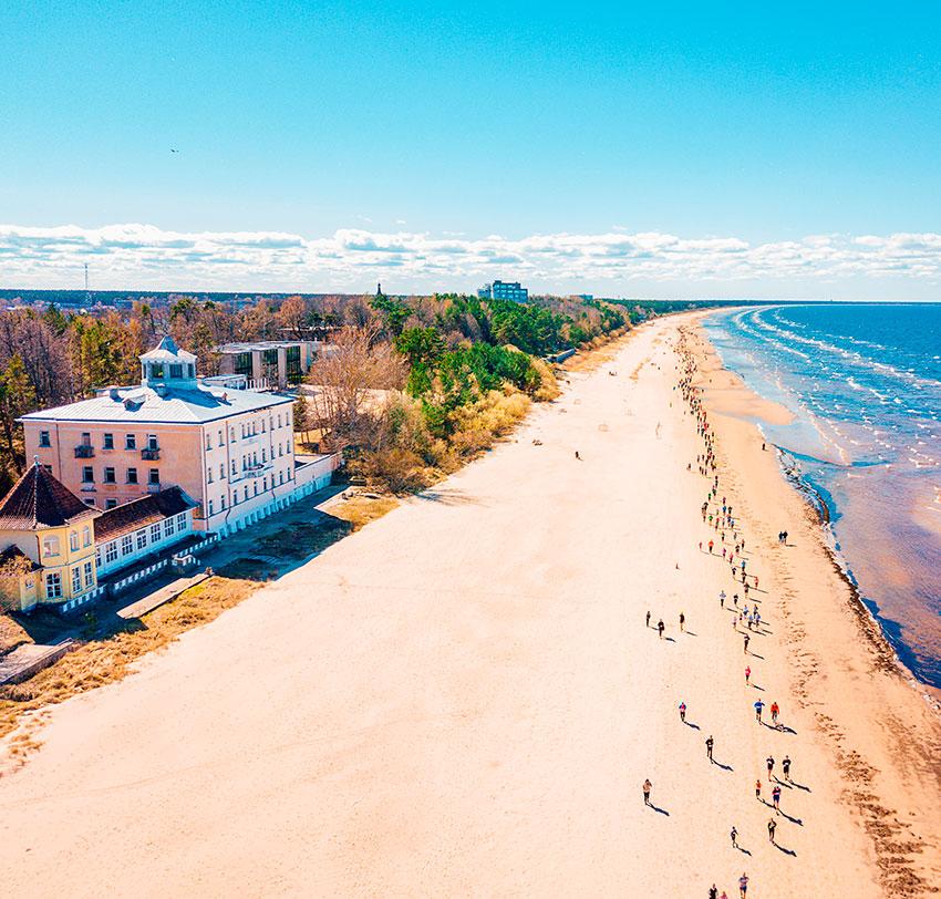 10 spiagge europee-Lettonia