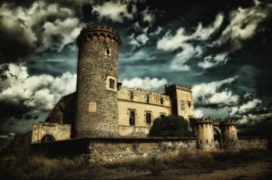 Castello Torre Salvana-castello del diavolo