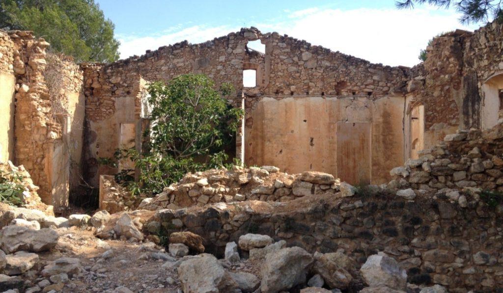 Jafra-paesino abbandonato in Catalogna