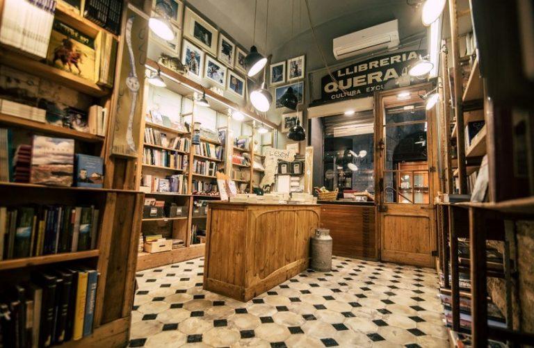 librerie antiche a barcellona-Libreria Quera