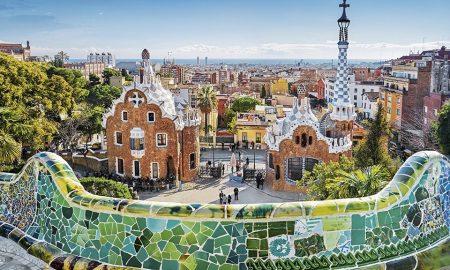 il documentario su Gaudí-Parc Guell