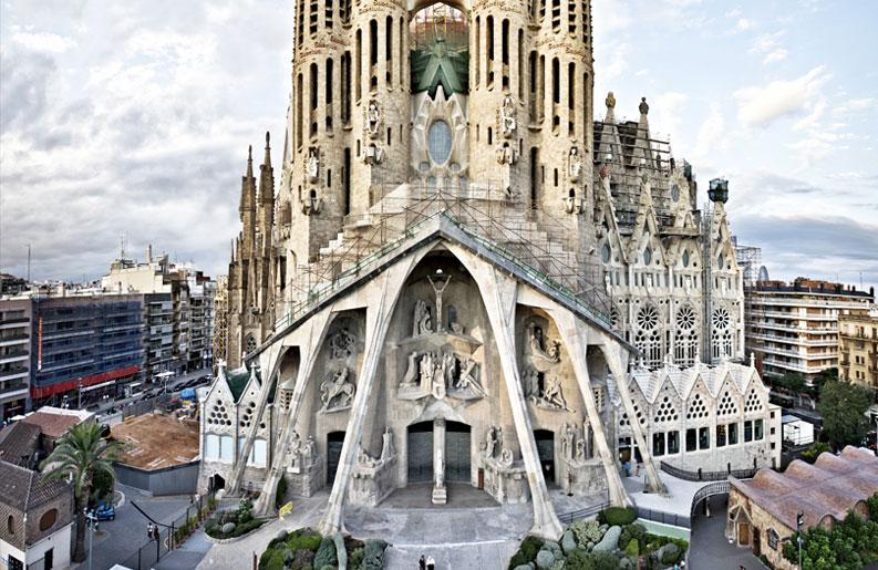il documentario su Gaudí-Sagrada Familia