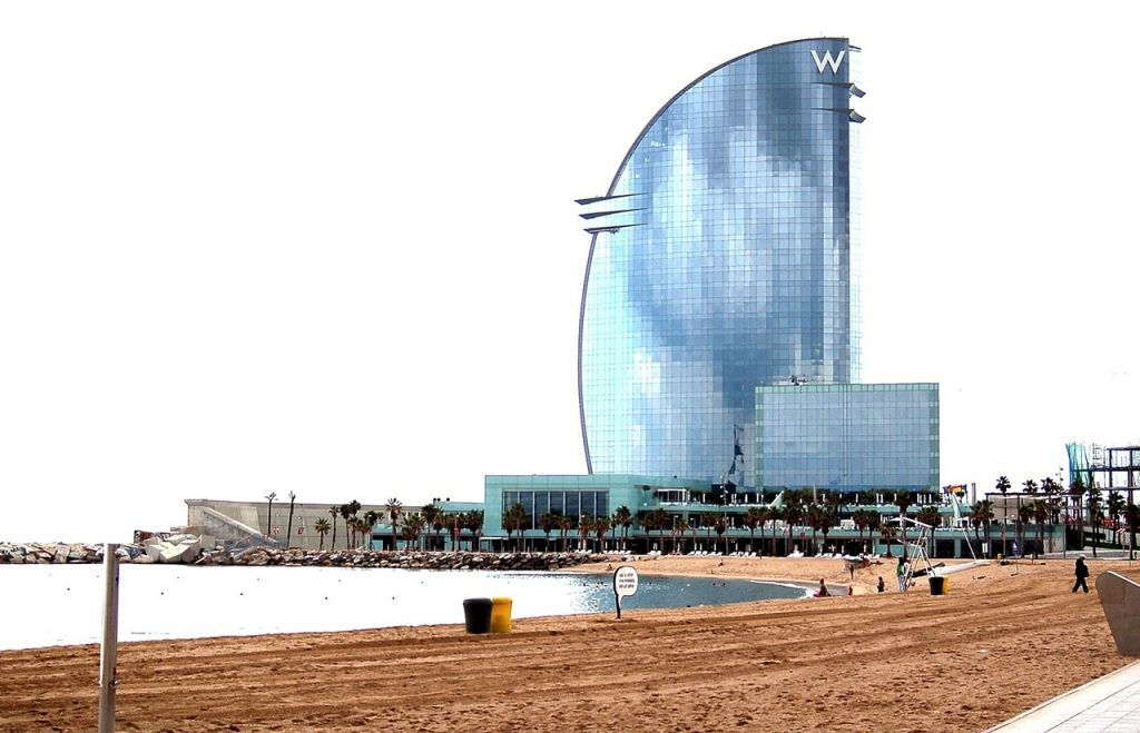 stagione estiva-barcelona playa