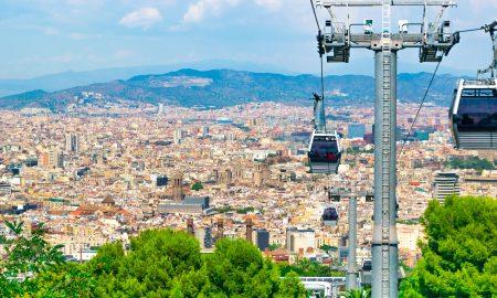 il teleferico di Montjuic riapre