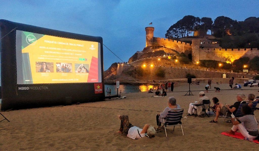 Festival del Cinema in spiaggia 2020