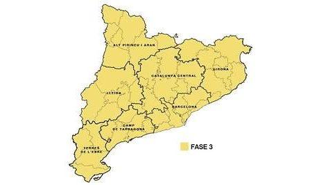 capitale catalana-Fase Tre Barcellona