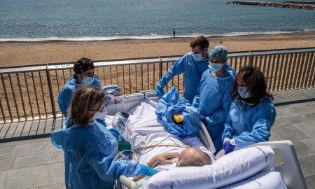 Ospedale del Mar porta i pazienti sul lungomare